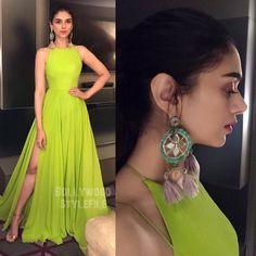 Aditi Rao Hydari in a beautiful gown ❤❤❤ .