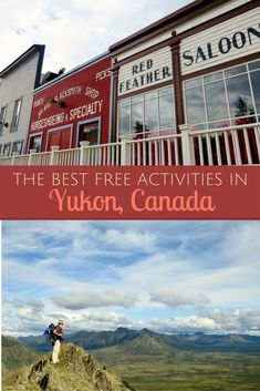 Canada's Yukon Territory is an epic travel destination, even for those on a budget. Discover the best free or low cost things to do in Yukon now! Cool Places To Visit, Places To Travel, Travel Destinations, Places To Go, Montreal, Vancouver, Toronto, Backpacking Canada, Yukon Canada