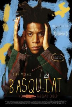 Jean-Michel Basquiat: The Radiant Child - French Style ポスター