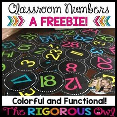 Back to School FREEBIES to Start Your Year Off Right! - The Rigorous Owl