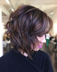Beautiful Short Haircuts 2018 For Women With Fine Hair 34