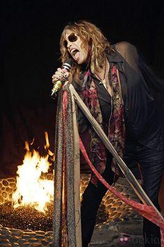 Steven Tyler - Aerosmith.