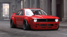 Excuse me while I drool over this upcoming Rocket Bunny kit for the Nissan S14.