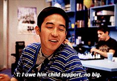 """""""That would be called father support"""""""