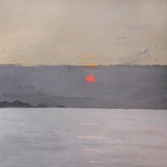 Sir Kyffin Williams (1918-2006) Sunset