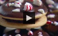 Chocolate Peppermint Cookies - cooking videos online : Food Network UK