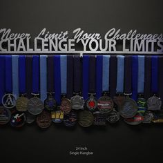 Run For Your Life Medal Display – FavoriteRunShop