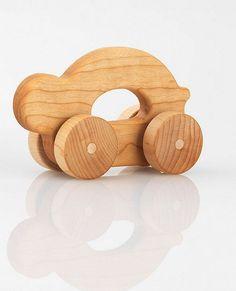 Handmade Hopper Jalopy Wooden Toys from #HannaAndersson.