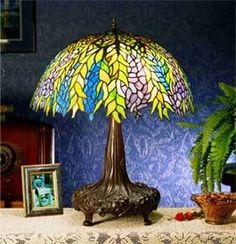 iF YOU LIKE TIFFANY STYLE YOU WILL LIVE THIS SITE! EARL THE OWNER IS THE BEST IN HELPING  YOU AND VERY FAIR PRICING. I LOVE MY DINING ROOM LIGHT.