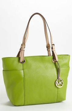 MICHAEL Michael Kors Jet Set Tote available at Nordstrom?