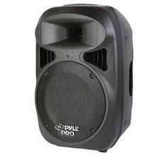 15'' 1600 Watt 2-Way Full Range Loud Speaker System with iPod Dock, USB Reader & MP3/AUX Input