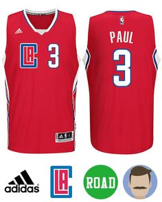 Discover the Los Angeles Clippers New Season Logo Paul Pierce Swingman Red  Jersey For Sale group at Footseek. Shop Los Angeles Clippers New Season  Logo Paul ... 5adb98c20f4