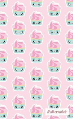 Imagem de pattern, wallpaper, and cute