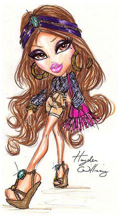 Bratz 'Style It!' Yasmin by Hayden Williams. by Fashion_Luva, via Flickr