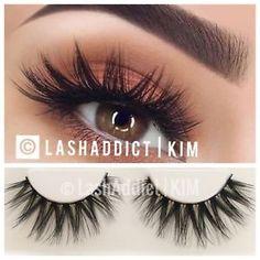 c692073d47b Mink Lashes Eyelashes 3 Pairs Wispy Eyelash Extension | Makeup Fur USA  SELLER Wispy Eyelashes,