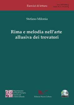Libreria Medievale: Rima e melodia nell'arte allusiva dei trovatori