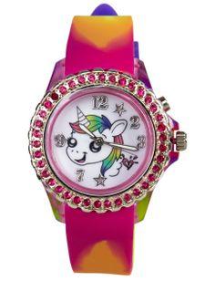 Light Up Unicorn Watch | Girls Watches Jewelry | Shop Justice