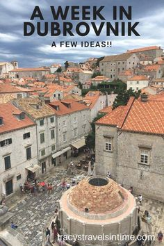 What to do in Dubrovnik Croatia. Lots of ideas of what to do if you are on holiday in this beautiful Croatian city. We spent 10 days there and found there was so much to do including visiting nearby cities in Montenegro and Bosnia Herzegovina. Visit Croatia, Croatia Travel, Croatia Tourism, Croatia Itinerary, European Road Trip, European Travel, Europe Travel Guide, Travel Destinations, Holiday Destinations
