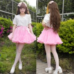 Our ballet dress selection is stuffed with extraordinary spirit for your indicates and performances. Little Girl Outfits, Girly Outfits, Cute Casual Outfits, Pretty Outfits, Pretty Dresses, Petticoated Boys, Puffy Skirt, Hello Kitty Dress, Frocks For Girls