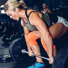 Seriously Strong Women Who Will Make You Want to Try CrossFit