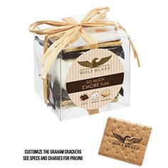 S'mores Gift Box :: Mid-Nite Snax