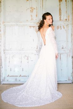 669 best Beautiful Back Wedding Dresses images on Pinterest in 2018 ...