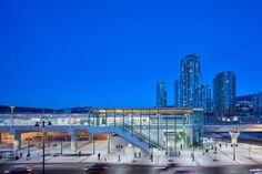 Gallery of Evergreen Line Stations / Perkins+Will - 8
