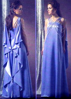McCalls 4995 Queen Amidala Padme Dress and Drape by paneenjerez, $40.00