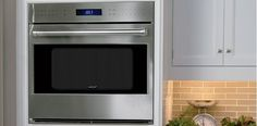 """30"""" Built-In Single Oven - E Series by Wolf Appliances: NEW dual convection and (10) one-touch cooking modes. Available in three new styles - Professional, Transitional, and Contemporary."""