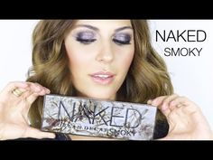 My favorite palette has to be the Urban Decay naked smoky palette! you can definitely create a day-to-night look with just this one palette. Makeup For Brown Eyed Girls, Urban Decay Smoky Palette, Grey Smokey Eye, Casual Makeup, Natural Makeup Looks, Natural Beauty, Naked Palette, Evening Makeup, Eye Tutorial