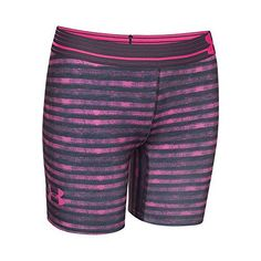 """Product review for Under Armour Girls' HeatGear Armour Printed Short – 5"""" - (Please visit our website for more details)."""