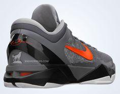 Nike Zoom Kobe VII  Wolf  - Release Date - SneakerNews.com 688068897