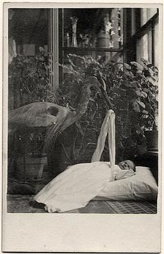 CONFESSIONS OF A FUNERAL DIRECTOR » 18 Examples of Post-mortem Photography