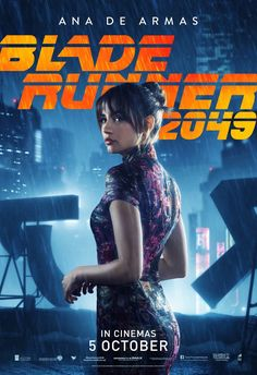 Return to the main poster page for Blade Runner 2049 (#12 of 26)