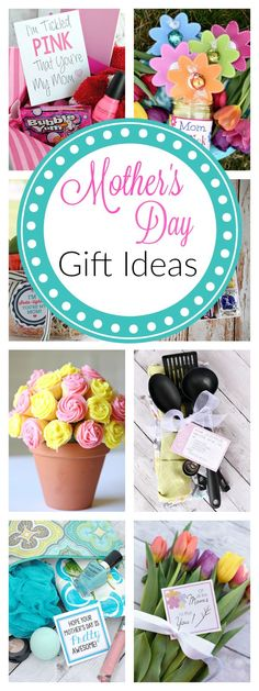 Cute Mother's Day Gifts-Great gift ideas for mom on Mother's Day! Great Mother's Day gifts from kids or for your mom or mother in law. Tons of great ideas! Cute Mothers Day Gifts, Mothers Day Crafts For Kids, Mothers Day Brunch, Mothers Day Cards, Mother Gifts, Cute Gifts, Fathers Day Gifts, Craft Gifts, Diy Gifts