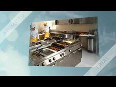 Echipamente horeca Commercial Catering Equipment, Commercial Kitchen, Stove, Kitchen Appliances, Restaurant, Diy Kitchen Appliances, Home Appliances, Range, Commercial Cooking