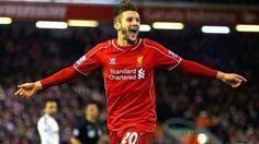 Adam Lallana Dipastikan Tak Bisa Perkuat Liverpool di Awal Liga Inggris Musim 2017-2018