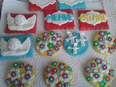 Söz ve nişan kurabiyeler Cookes