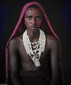 Tribos em extinção (Maasai, entre o Quênia e a Tanzânia)