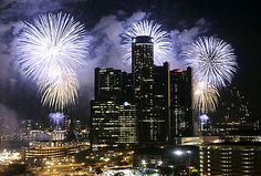 Michigan on the search for bombs bursting in air; Yahoo! says the state and Detroit are No. 1 when it comes to online 'fireworks' searches | MLive.com