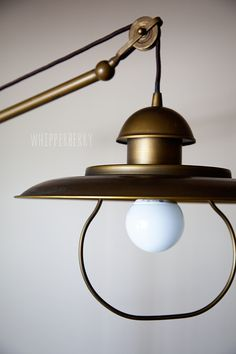 Whipperberry: Antique Farmhouse Floor Lamps Review // Lamps.com | #lighting | #getlit