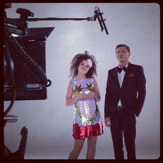 Опасный @realvolya 007 и его дама @medvedevaComedy #tv #тнт #comedyclub