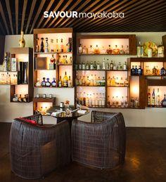 Una tarde para dos… #SABORmayakoba  #tequila #degustacióndetequila #lujo #restaurante