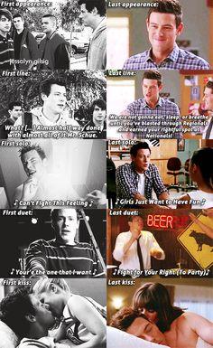 Cory Monteith (Finn Hudson)
