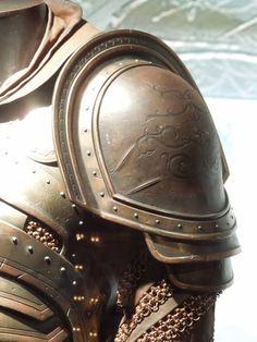 Shoulder Armor Study