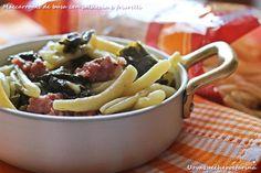 Maccarronis+de+busa+con+salsiccia+e+friarelli