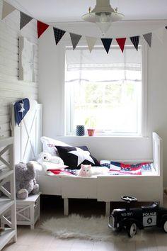 cute boys room..
