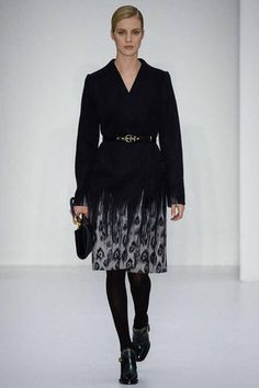 Salvatore Ferragamo Fall 2014 Ready-to-Wear Collection Slideshow on Style.com