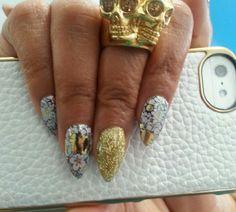 Taraji's Nails are Everything