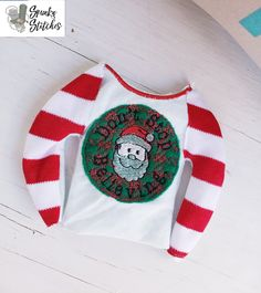 Recently Added - Spunky Stitches Elf Clothes, Christmas Sweaters, Stitches, Ads, Fashion, Moda, Stitching, Fashion Styles, Christmas Jumper Dress